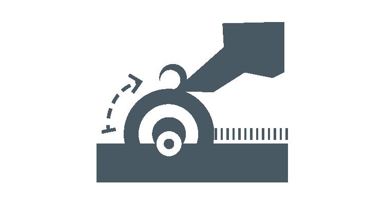 Mechanische Bearbeitung